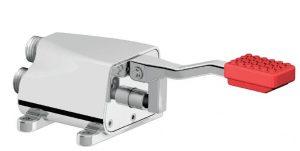 רגלית הפעלת ברז מים חמים/קרים תוצרת איטליה