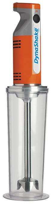 מוט ריסוק מקצועי 1-8 ליטר דגם DYNASHAKE תוצרת DYNAMIC צרפת
