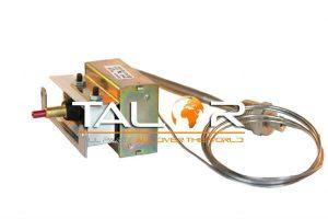 טרמוסטט הגנה 450F עם כפתור הפעלה מחדש PECO