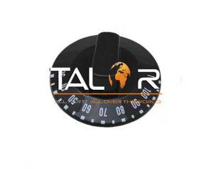 כפתור לטרמוסטט 30-110 מעלות