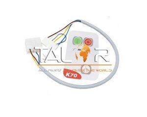 כרטיס אלקטרוני לקטר K70 אלקטרולוקס