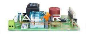 כרטיס אלקטרוני לקטר C4-C6 סירמן